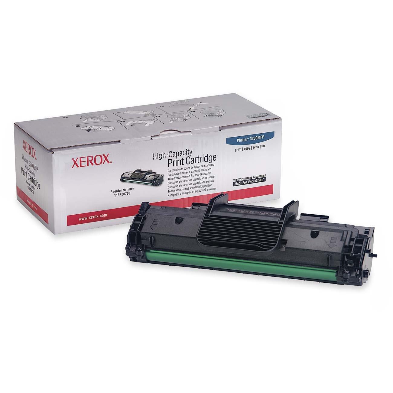 Toner Original XEROX 113R00730 Phaser 3200 (Black)