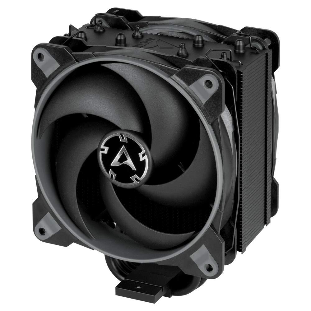 ARCTIC Freezer 34 eSports DUO - Ventilador para CPU Push-Pull, Disipación de Calor, Motor Silencioso, 200-2100 RPM, 2 Ventiladores PWM 120 mm de Alto Rendimiento - Gris