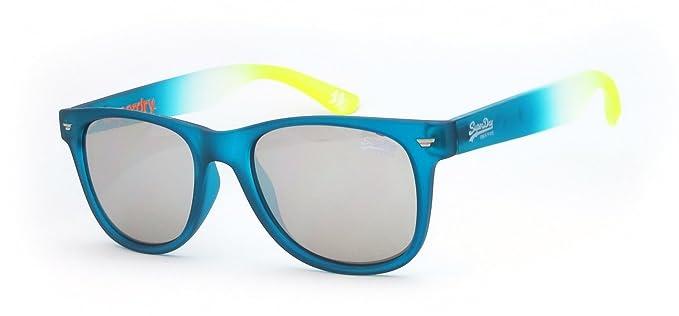Superdry - Gafas de sol - para mujer multicolor azul: Amazon ...