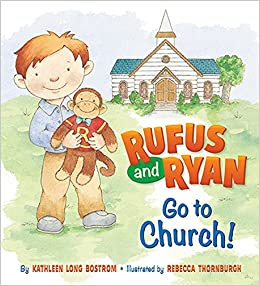 Image result for rufus and ryan go to church