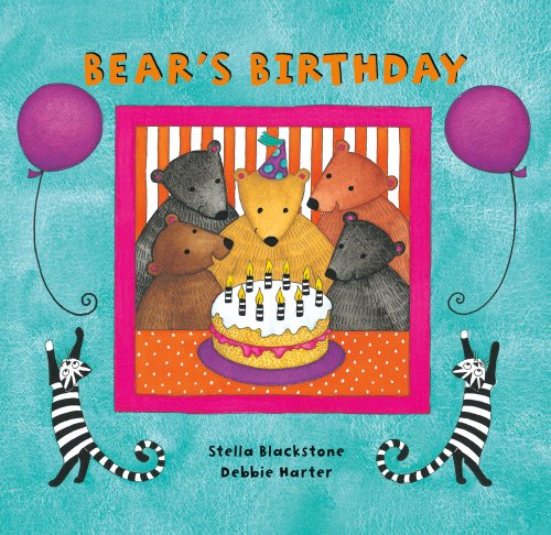 Bear's Birthday (Barefoot Bear)