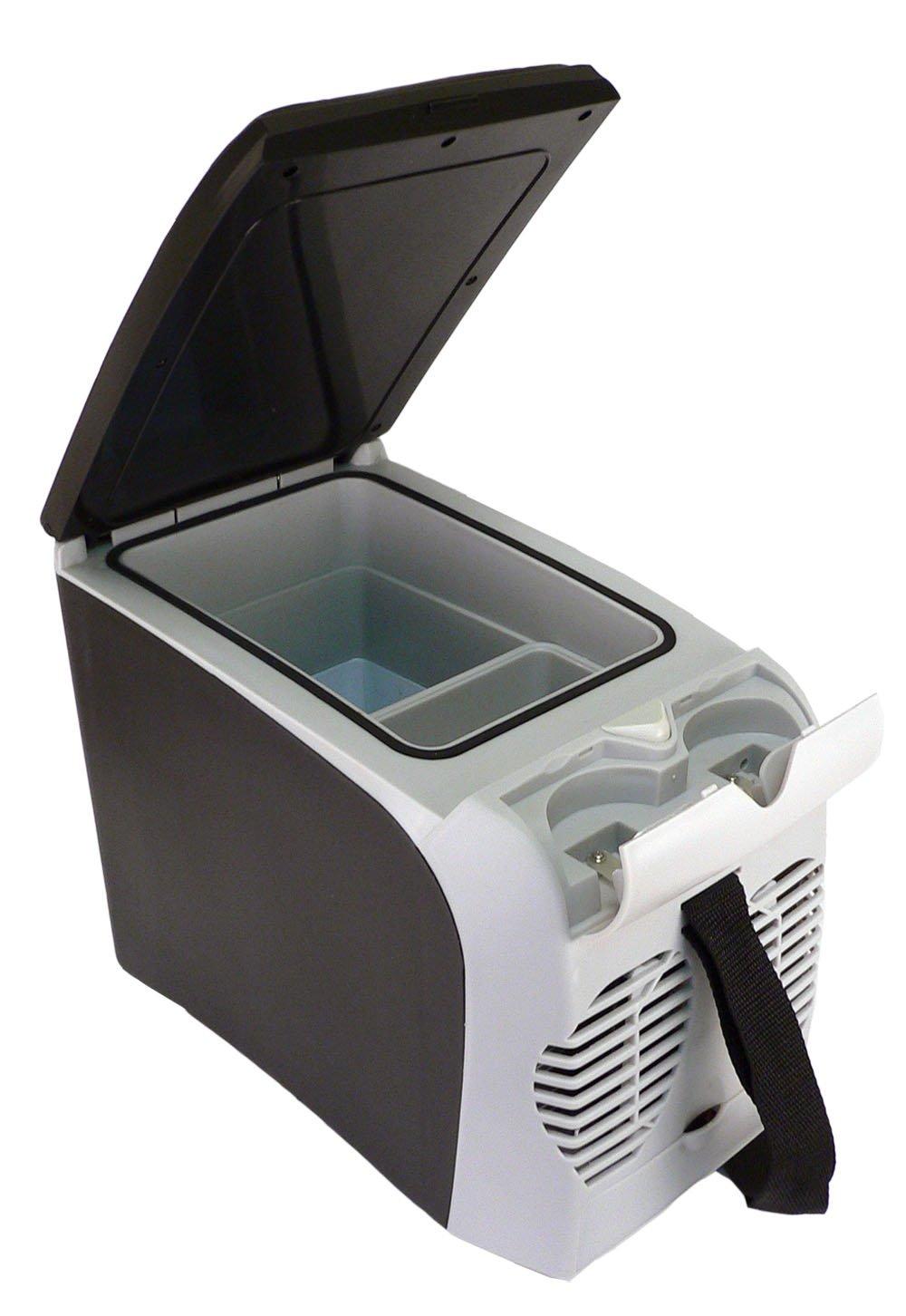 Plug In Cooler : Auto cooler personal plug in fridge warmer heat cool