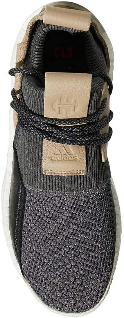adidas Men's Harden LS 2 Lace MVP Basketball Grey/Black/White