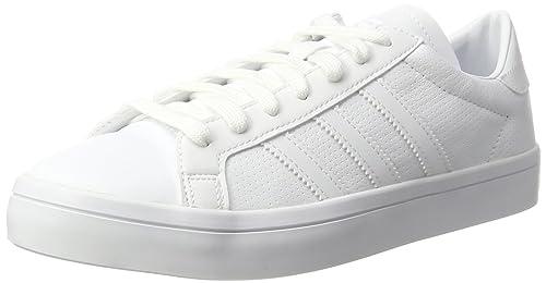 ADIDAS Originals Court Vantage Sneaker Tennis Scarpe Sportive Unisex Bianco bz0441