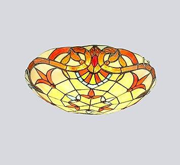 YDYG Lámpara de Techo LED, luz de Techo Tradicional en ...