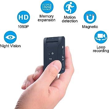 Secret Spy Camera Cam Motion Detection Video Recording Photo HD Detective USB