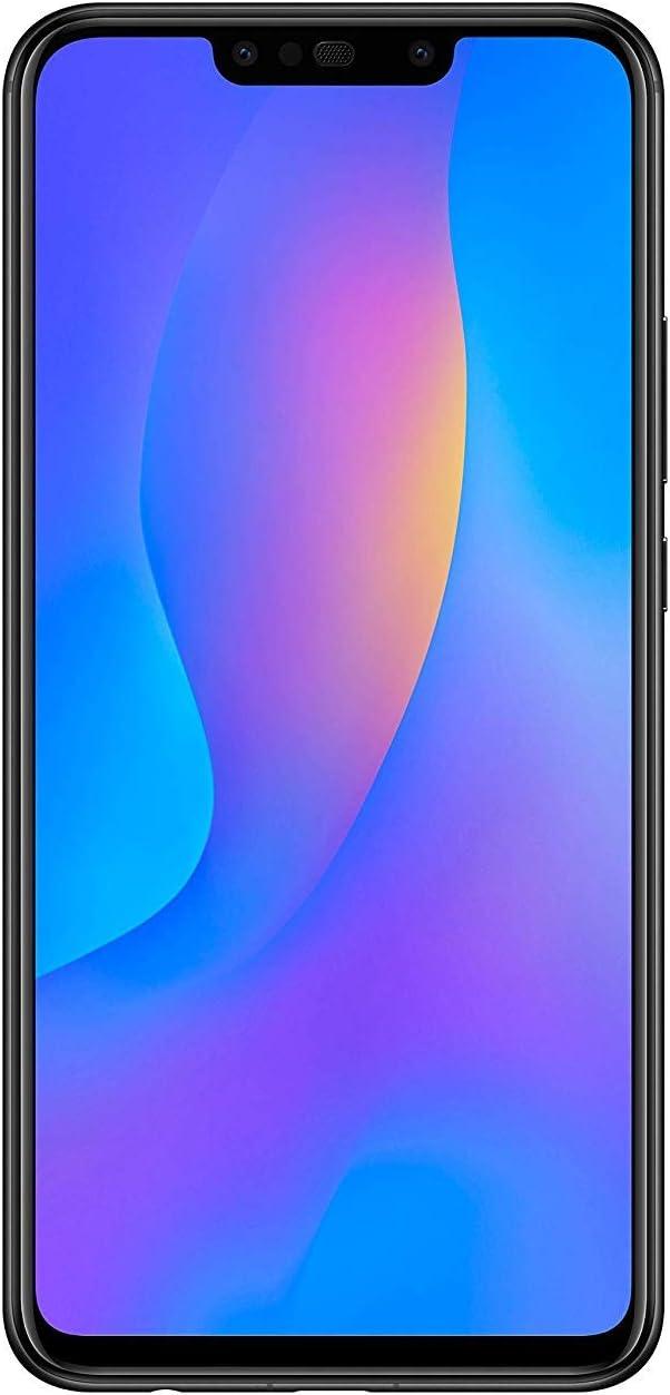 """Huawei PSmart + (Preto), 64 GB, 6.3 Display """"Full HD, Processador Dinâmico Octa Core com Inteligência Artificial"""