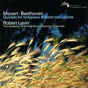 Mozart / Beethoven: Quintets for Fortepiano & Wind Instruments