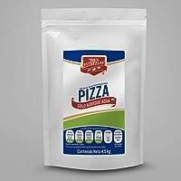 Harina preparada para Pizza, 4.5 Kg.