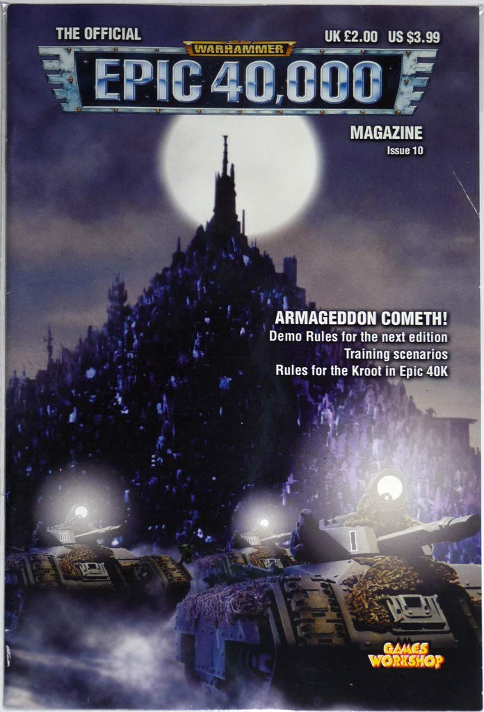The Official Warhammer Epic 40000 Magazine, Issue 10