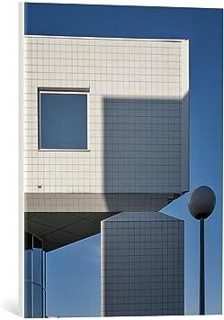 Kunst für Alle Cuadro en Lienzo: Henk Van Maastricht Pacman - Impresión artística, Lienzo en Bastidor, 45x60 cm: Amazon.es: Hogar