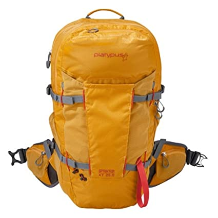 PLATYPUS SPRINTER XT 25 HIKE HYDRATION PACK GOLDEN YELLOW (SIZE M/L)