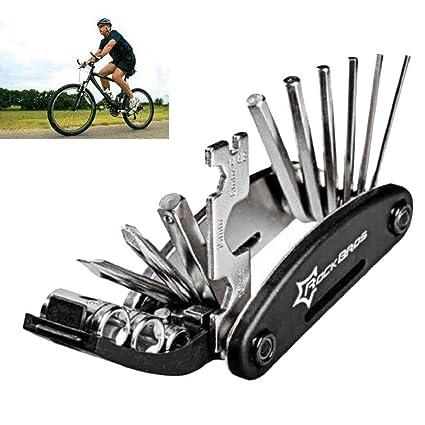 15 In 1 Fahrrad Fahrrad Fahrrad Reparatur Werkzeug Schraubenschlüssel