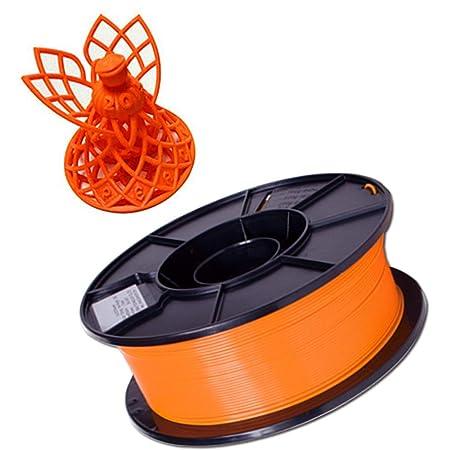 C.W.EURJ Impresora 3D 1.75 mm Filamento PLA, impresión 3D PLA ...