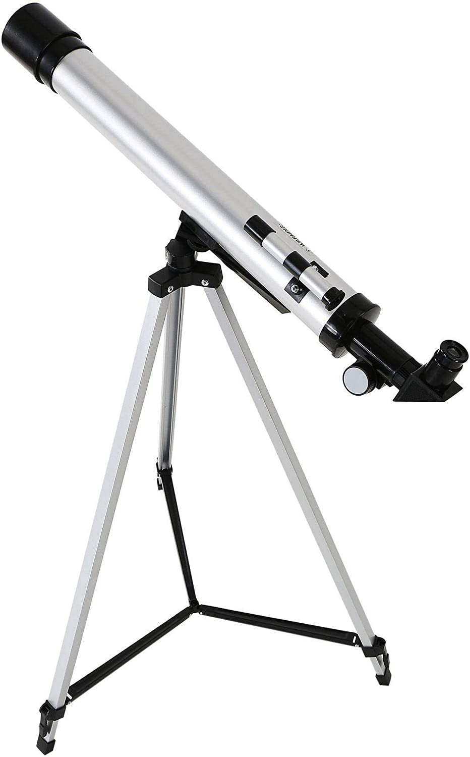 Travel Scope Kids Beginners Telescope Astronomical 50600 Refractor Telescope with Eyepiece Finder Scope Erect Image Prism Portable Astronomical Telescope-50600