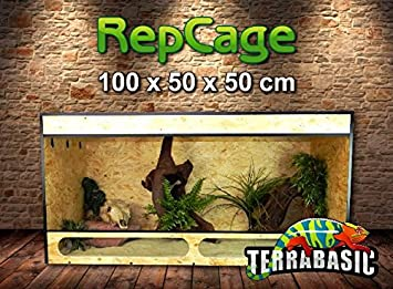 TerraBasic RepTortoiseCage 120x60x30
