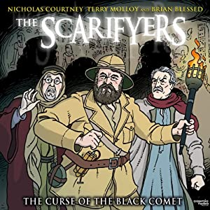 The Scarifyers: The Curse of the Black Comet Radio/TV Program