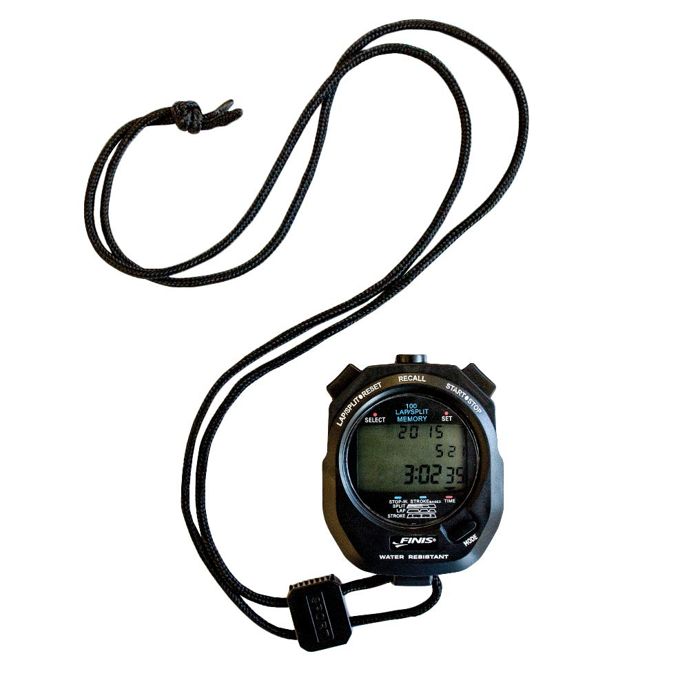 FINIS 3X100 Memory Stopwatch by FINIS