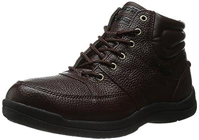 Propet Men's Ridge Walker Low Boot Brown 13 X (3E) & Oxy Cleaner Bundle