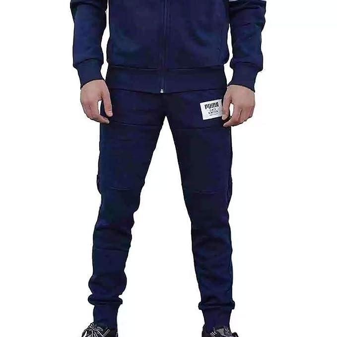 Hot Sales Men Puma Rebel Block Tricot Suit Tracksuit Best