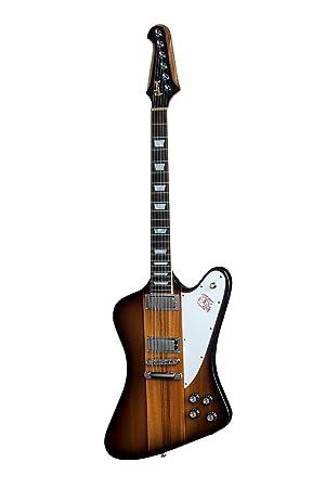 Gibson Firebird V 2015 - Guitarra eléctrica, acabado Vintage Sunburst