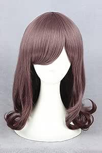 40 cm de Color púrpura Color estilo diseño de Taro Lolita
