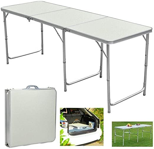 AVGDeals Portable Aluminum Collapsible Space Saving