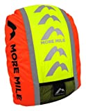 More Mile High Viz Water-Resistant Backpack Rucksack Cycle Bag Cover MM1774/5
