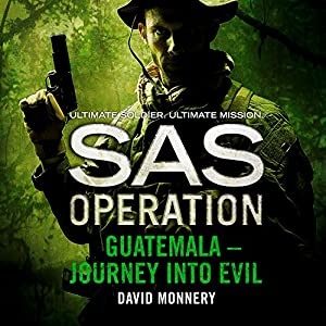 Guatemala - Journey into Evil Audiobook