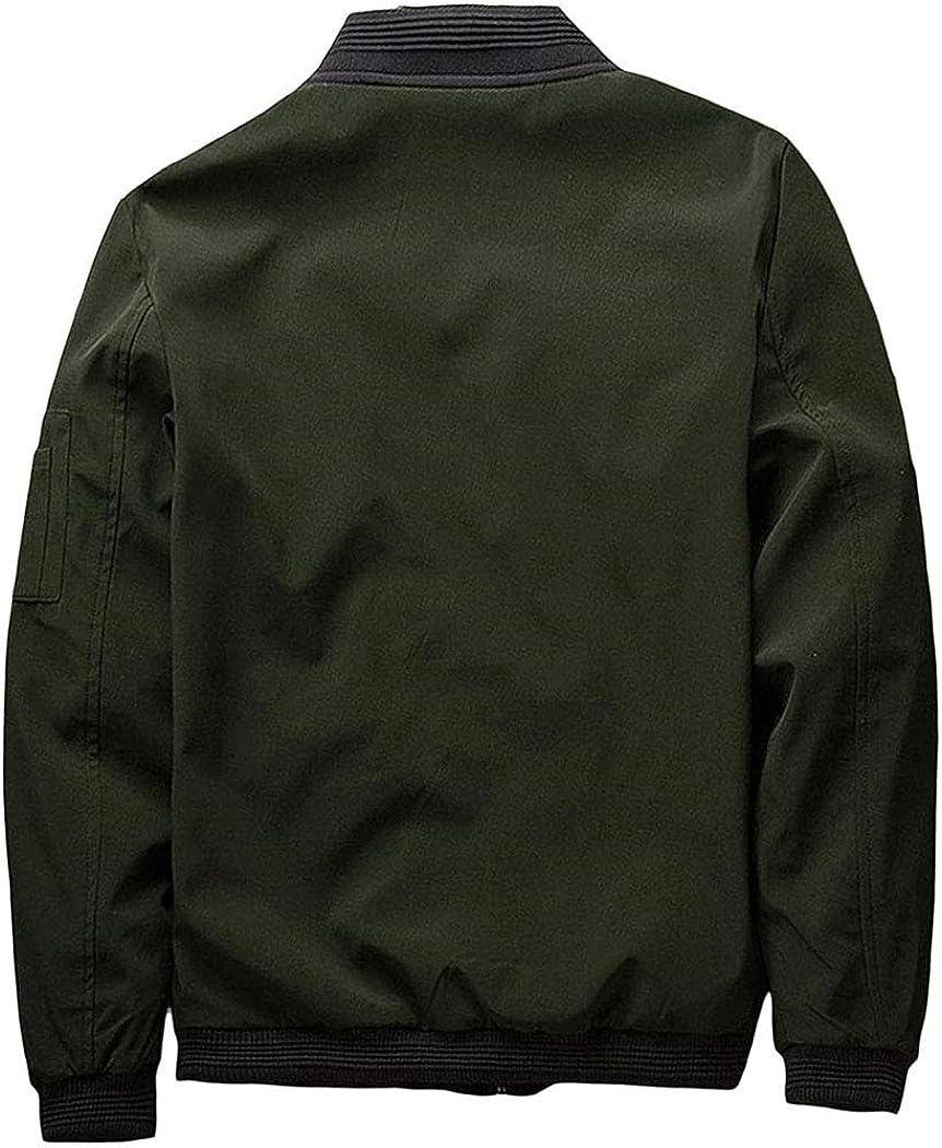 Banana Bucket Mens Jacket Slim Fit Lightweight Softshell Flight Bomber Jacket Coat