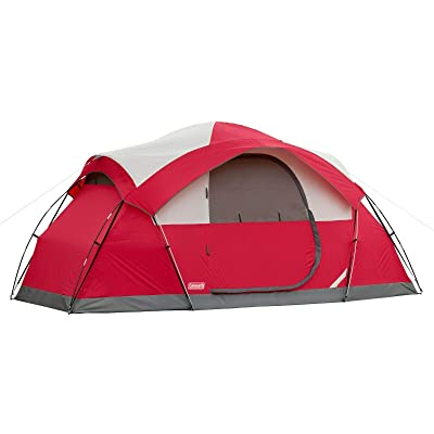 RT 8-Person Modified Spacious Cimmaron Dome Outdoor Tent: Garden & Outdoor
