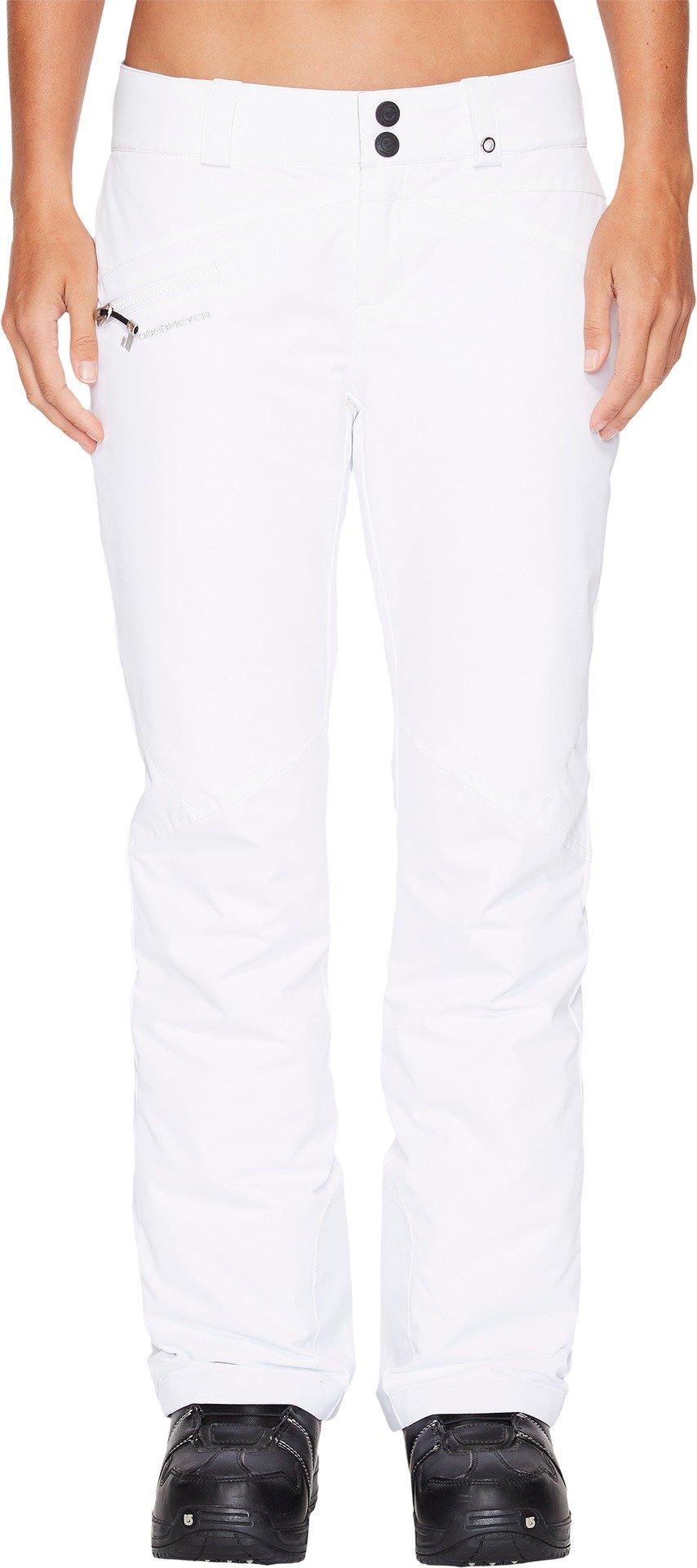 Obermeyer Women's Malta Pants White 18