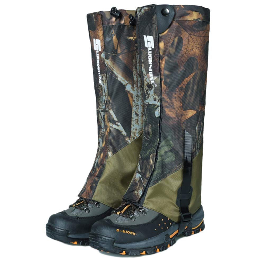 Aamoa Snake Gaiters Waterproof Snake Bite Protection Leg Guards Boot Covers, 1 Pair by Aamoa