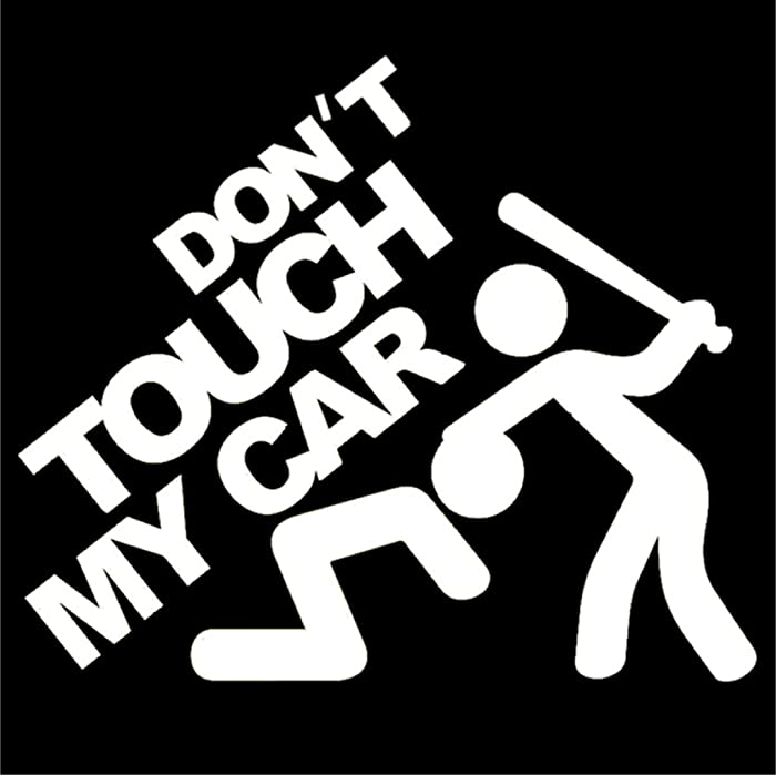 Top 10 Do Not Touch My Laptop Sticker