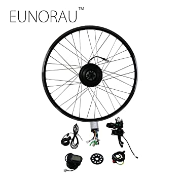 Eunorau 36v250w Front Electric Bike Conversion Kit Brushless Hub