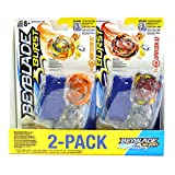 Toys : Beyblade Burst Value Starter 2-Pack Spryzen S2 and Roktavor R2