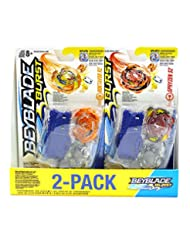 Beyblade Burst Value Starter 2-Pack Spryzen S2 and Roktavor R2
