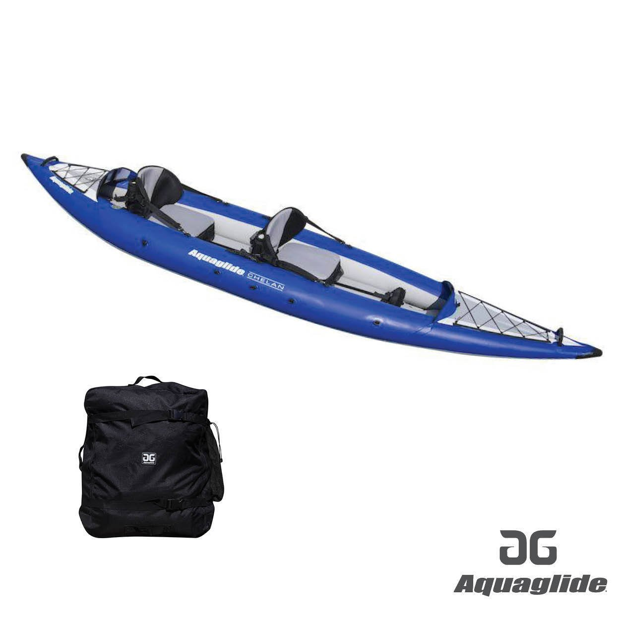 Aquaglide Manguera Boot - Kayak Inflable Chelan One HB Canoa ...