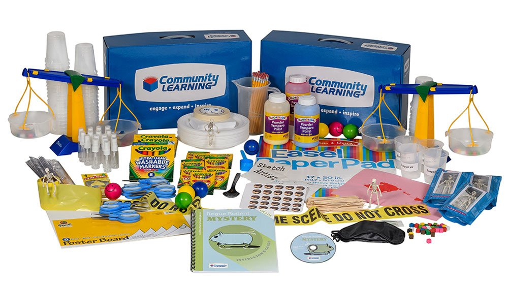 The Rogue Rodent Mystery Forensic Science Super Summer Camp Kit