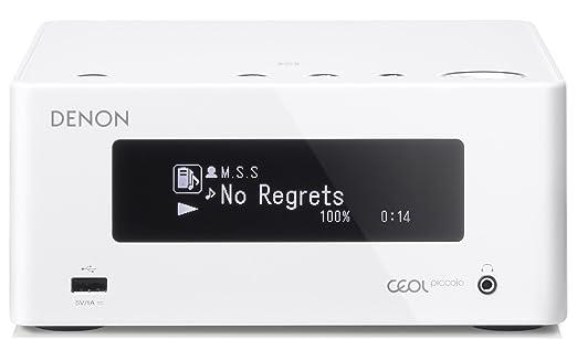 3 opinioni per Denon DRA-N4 Sintoamplificatore Network Audio, Bianco