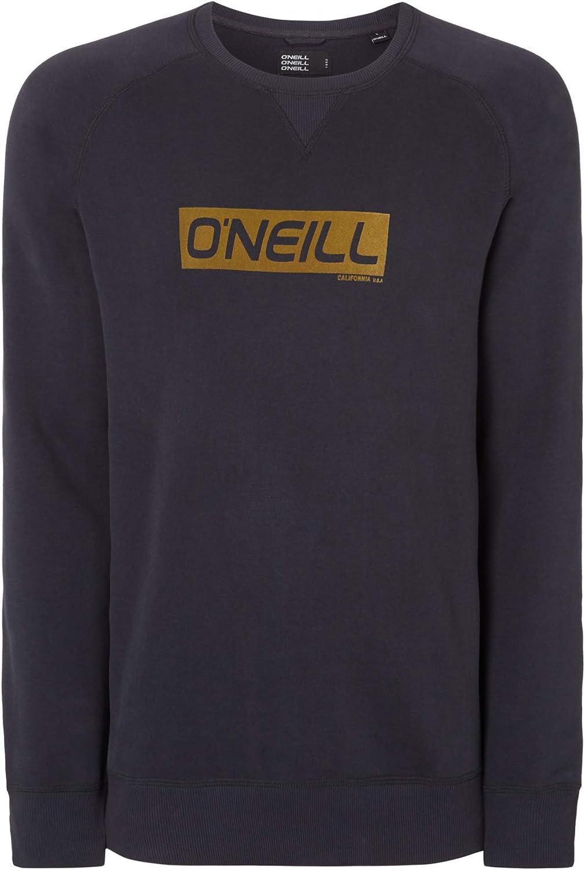 ONEILL LM Lgc Logo Crew - Sudadera con Cremallera Y Cuello Alto Hombre: Amazon.es: Deportes y aire libre