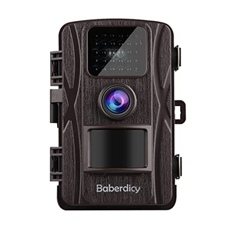 Review Baberdicy Trail Camera, 1080P