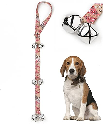Dog Housetraining Doorbell Train Dogs Potty Training Extra Loud Bells Guide