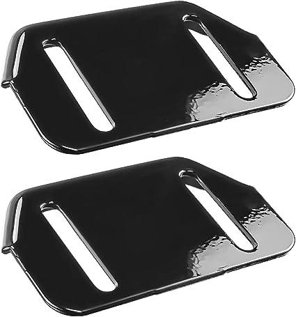 Arnold OEM-784-5580 MTD Parts Snow Thrower Slide Shoes Black 1 Pack