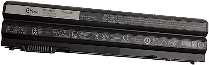 Top 10 Replacement Battery Dell Latitude E6440