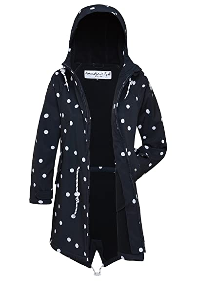 AmundsenŽs Fjell - Abrigo impermeable - para mujer: Amazon.es: Ropa y accesorios