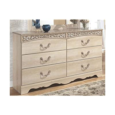 Buy Amazing Buys Catalina Bedroom Set By Ashley Furniture Includes Queen Headboard Dresser Mirror And 2 Night Stands Online In Indonesia B07n851xwk