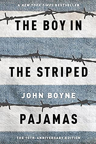 book cover of The Boy in the Striped Pyjamas