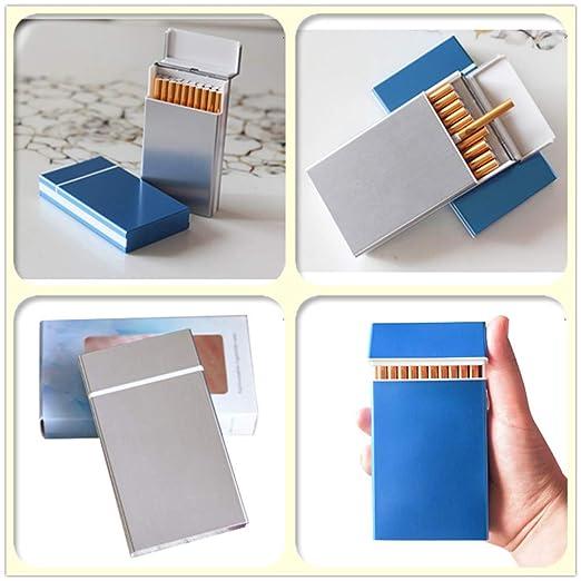 Amazon.com: Caja de cigarrillos y dispensadores tamaño King ...