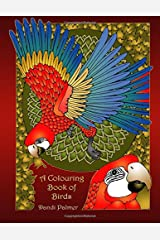 A Colouring Book of Birds (Coloring Books) Paperback